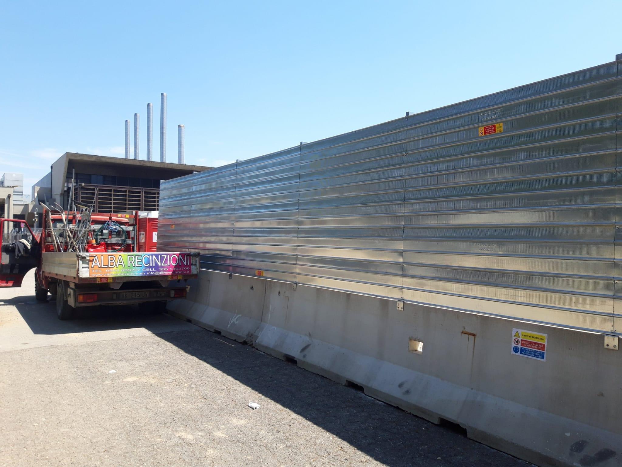 recinzioni industriali imola